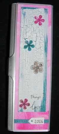 Album in a Pencil Case 1